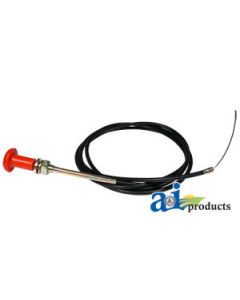 """Cable, Round Handle Pull (82"""")"""