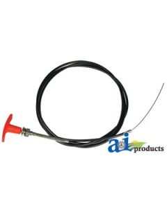 """Cable, T Handle Pull (82"""")"""