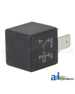 Relay, 70A, W/ Resistor, Fuel Transfer Pump