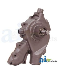Water Pump; W/O Pulley