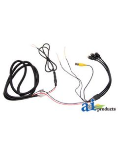 CabCAM Cable, Wired CabCAM Camera To CASE IH AFS PRO 700 & New Holland Intelleview IV Monitors