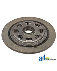 Drive Disc: torque limiter, spring loaded