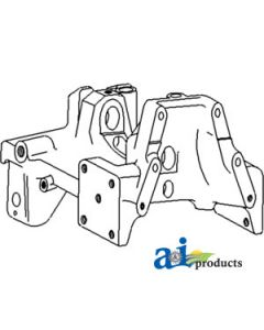 Support, Front Axle
