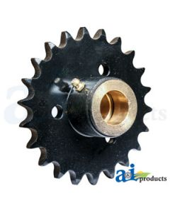 Sprocket, Thresher Raddle Drive
