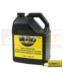 Timber Ridge Bar & Chain Oil (4 per Case)