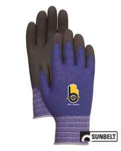 15 ga Nylon Nitrile Palm Large