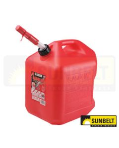 5 GALLON SPILL PROOF GAS CAN