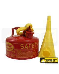 Fuel Can, Eagle Type-I Safety Cans (gallon)