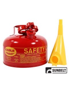 Fuel Can, Eagle Type-I Safety Cans (2 gallon)