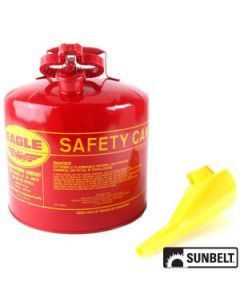 Fuel Can, Eagle Type-I Safety Cans (5 gallon)