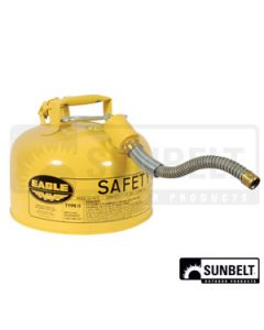 Eagle 2 Gal Diesel Saftety Can Type 2 HD