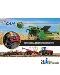CabCAM New Products Booklet