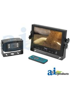 "CabCAM Video System (Includes 7"" Monitor and 1 White Light Camera)"
