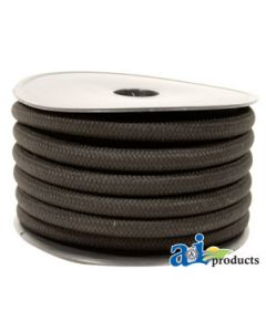 """Hose, Fuel; 5/16"""", Braided Cover (32 Ft. Roll)"""