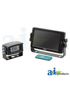 """CabCAM High Definition 7"""" Video System, Touch Screen, (Includes 7"""" Monitor / Camera)"""